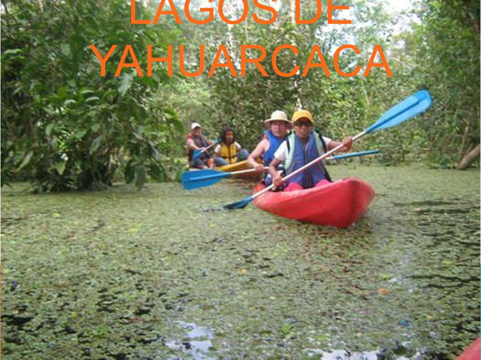 Lagos de Yahuarcaca