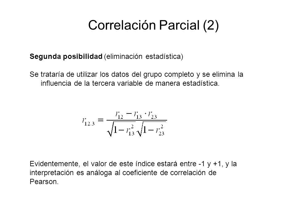 Correlación Parcial (2)