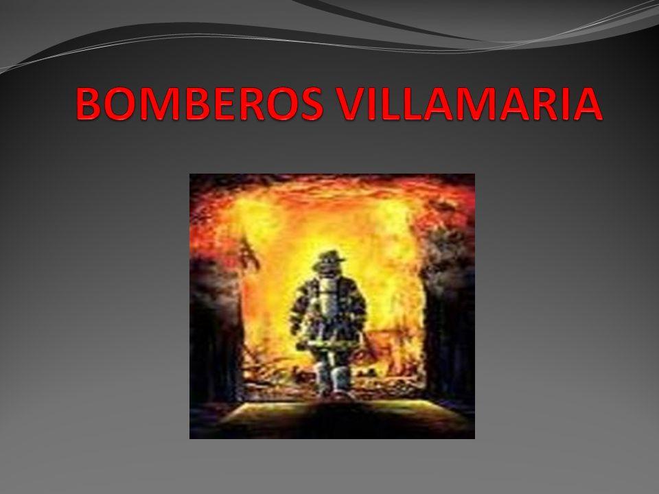 BOMBEROS VILLAMARIA