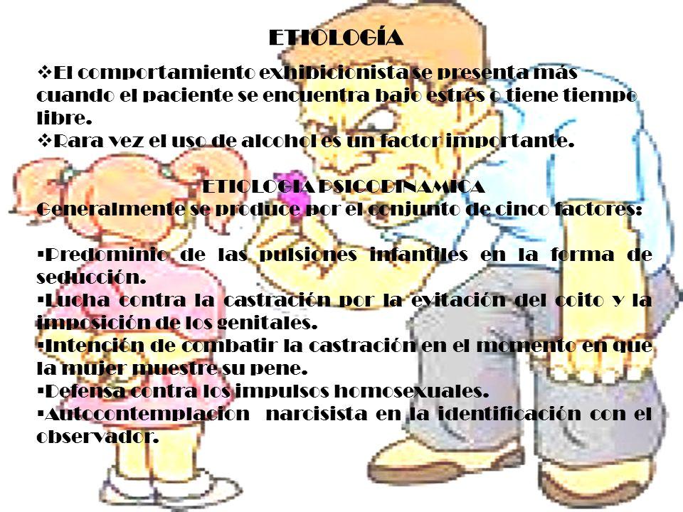 ETIOLOGIA PSICODINAMICA
