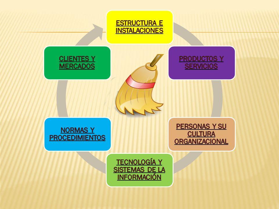 ESTRUCTURA E INSTALACIONES PRODUCTOS Y SERVICIOS