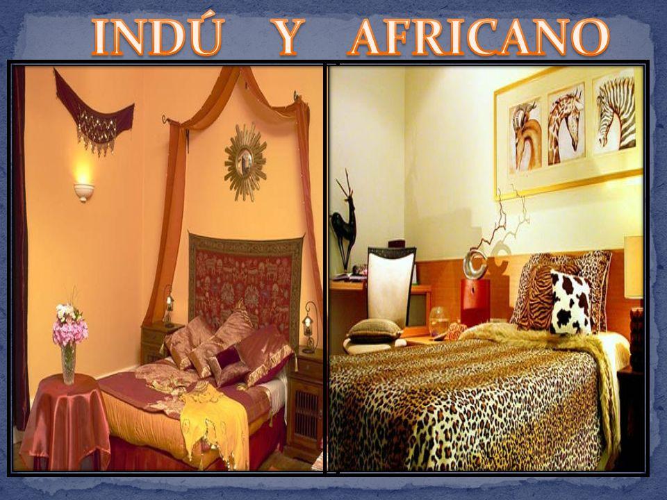 INDÚ Y AFRICANO