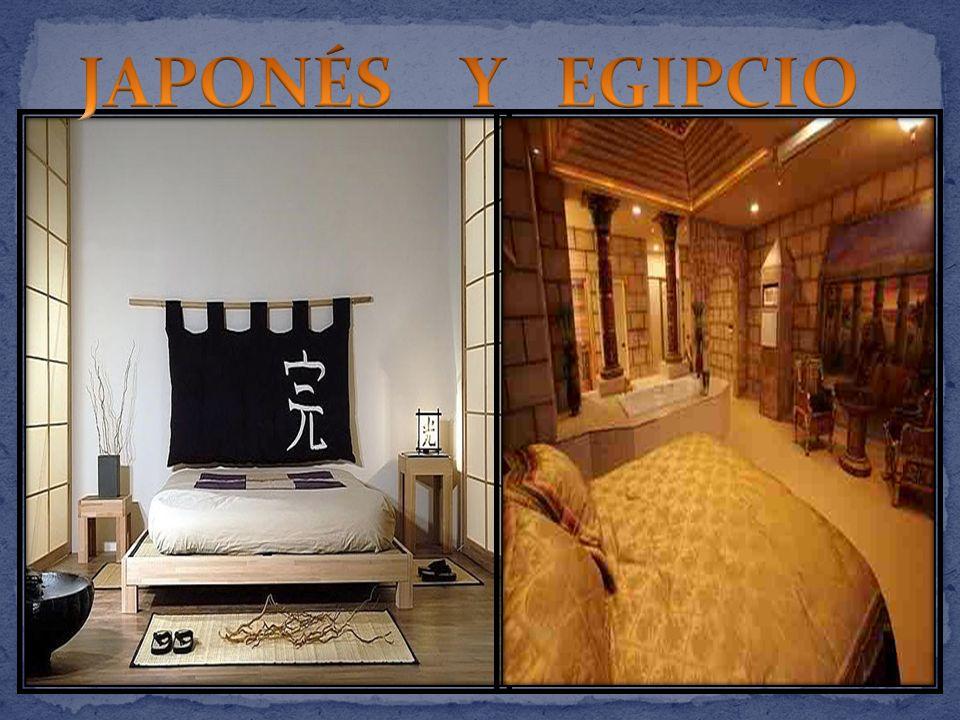 JAPONÉS Y EGIPCIO
