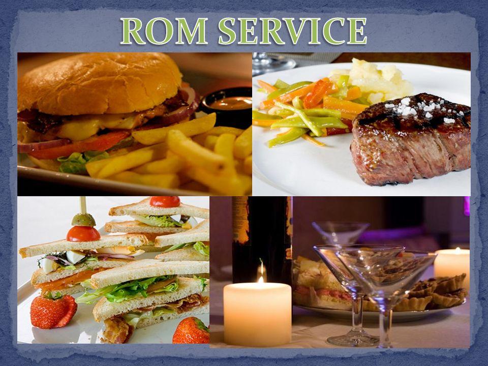 ROM SERVICE