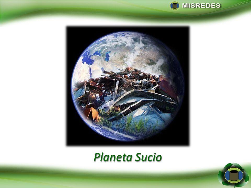 Planeta Sucio