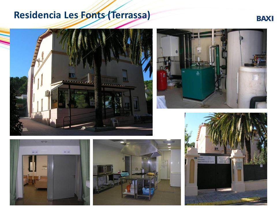 Residencia Les Fonts (Terrassa)