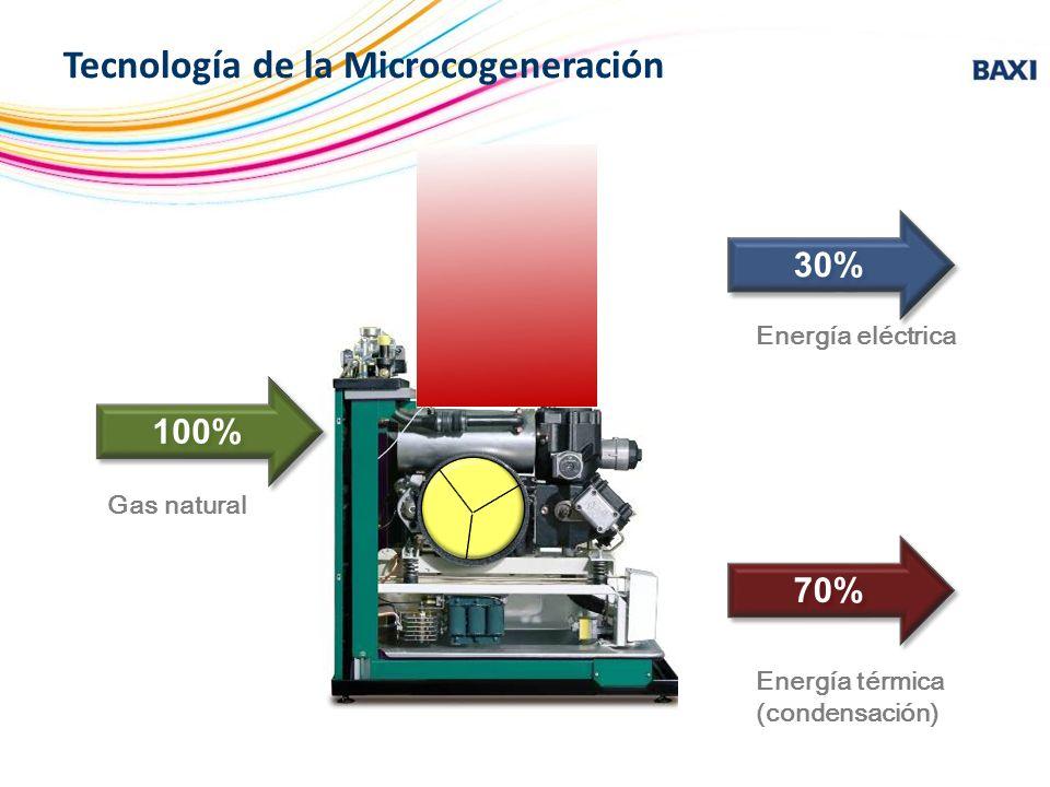 Tecnología de la Microcogeneración