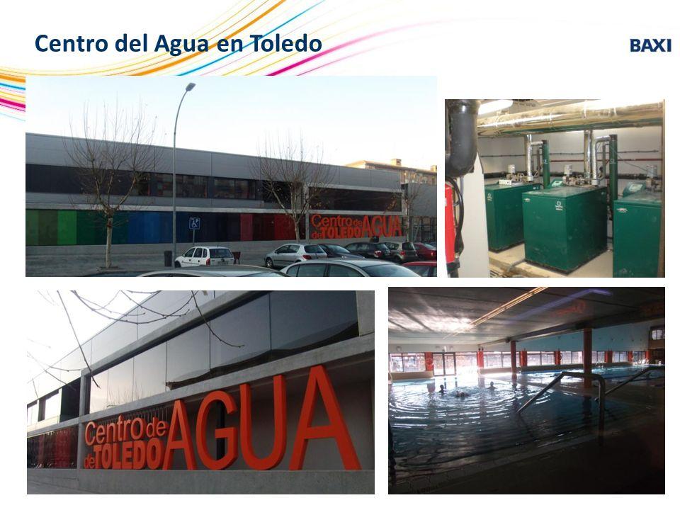 Centro del Agua en Toledo