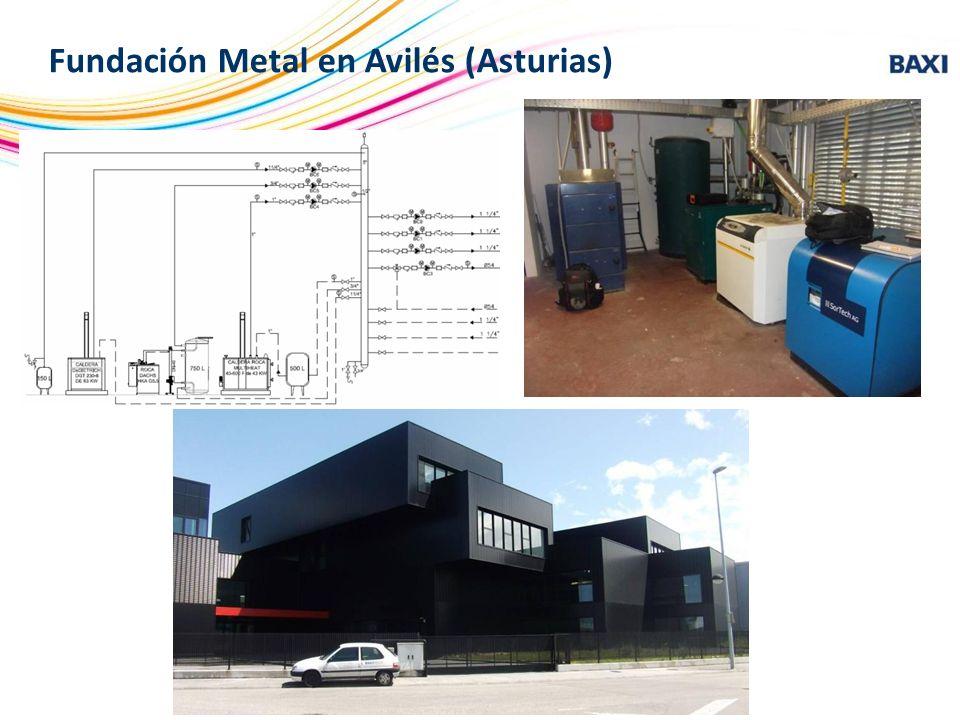 Fundación Metal en Avilés (Asturias)