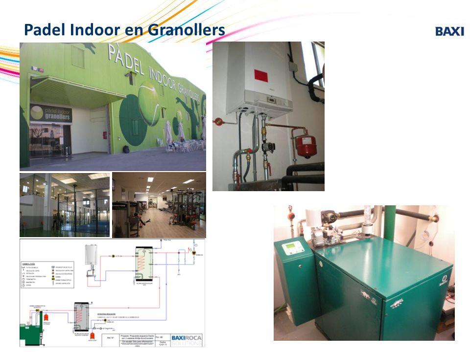 Padel Indoor en Granollers