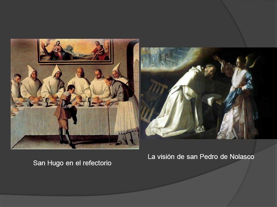 La visión de san Pedro de Nolasco