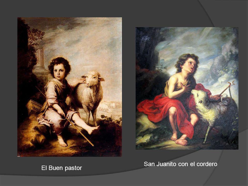 San Juanito con el cordero