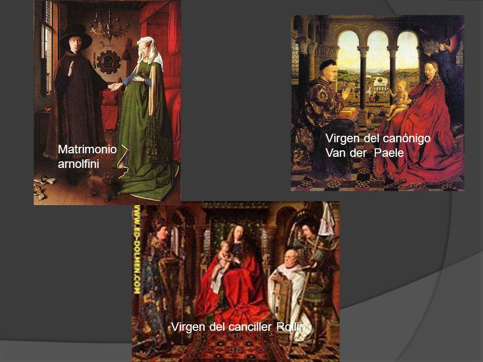Virgen del canónigo Van der Paele