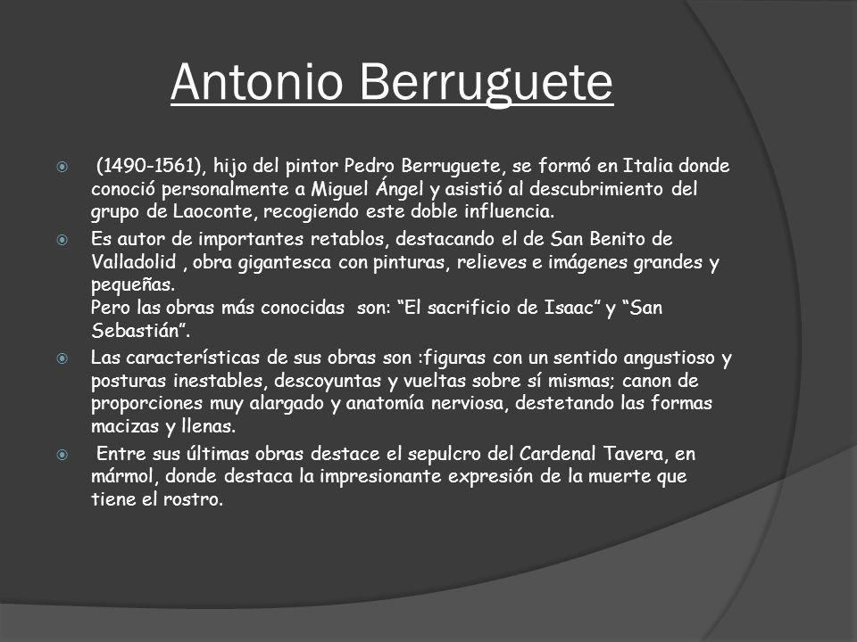 Antonio Berruguete