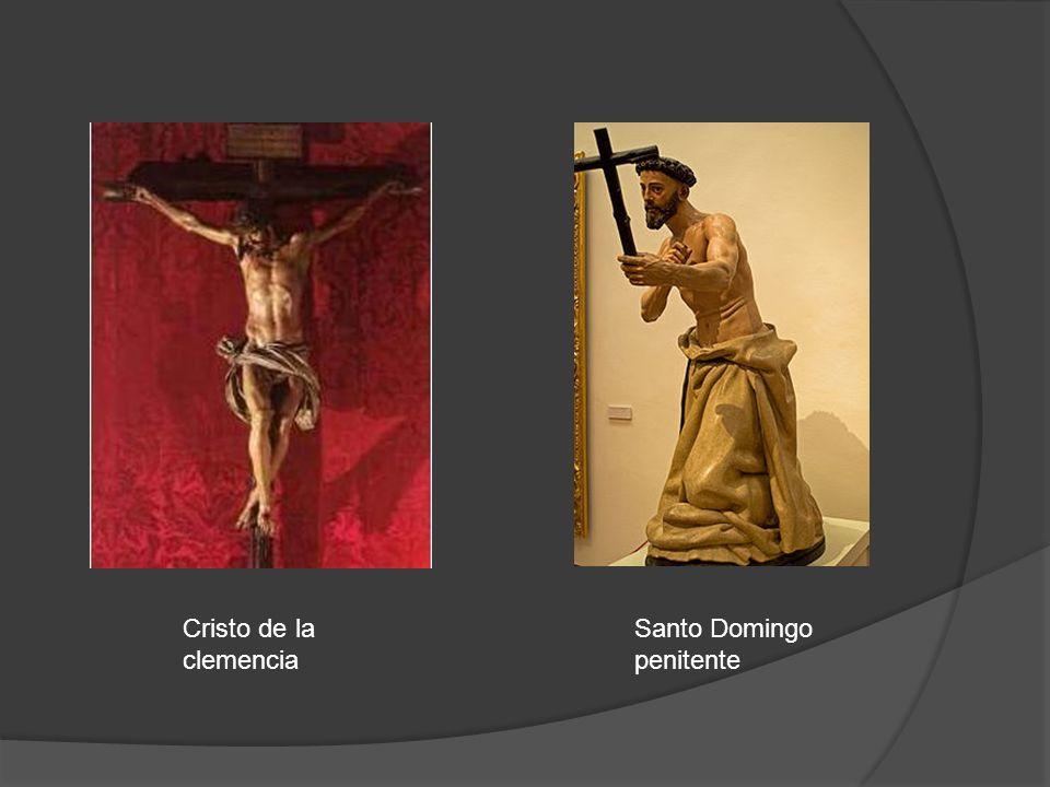 Cristo de la clemencia Santo Domingo penitente
