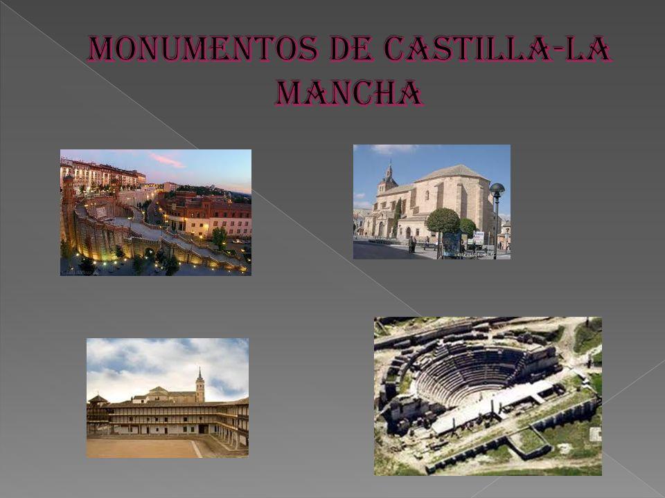 Monumentos de castilla-la mancha