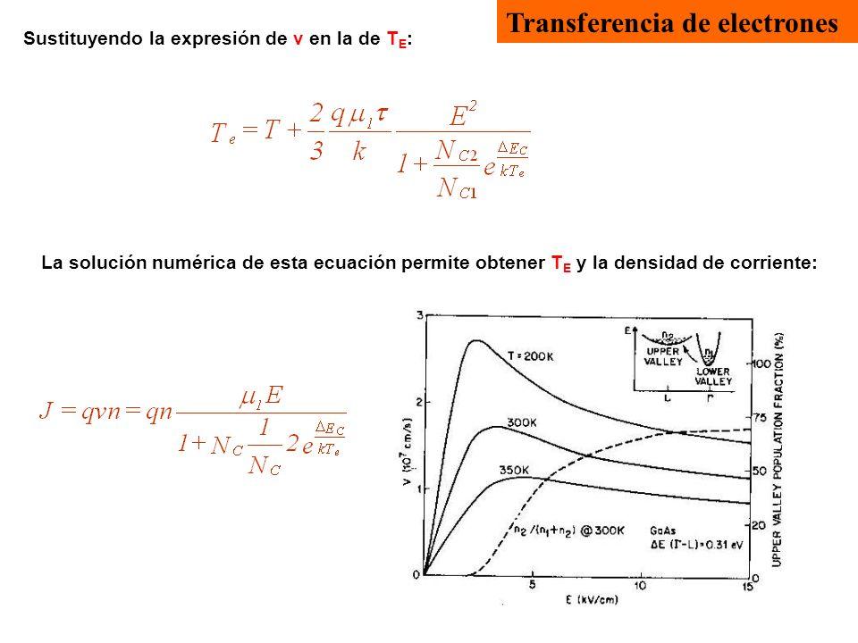 Transferencia de electrones