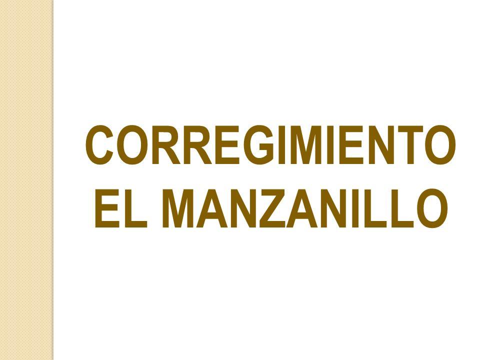 CORREGIMIENTO EL MANZANILLO