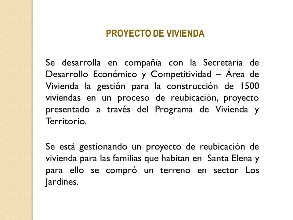 PROYECTO DE VIVIENDA.