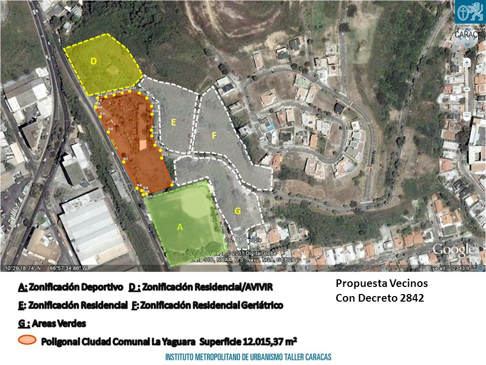 Propuesta Vecinos Con Decreto 2842