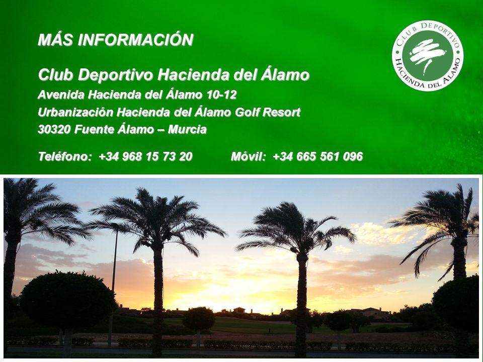 Club Deportivo Hacienda del Álamo