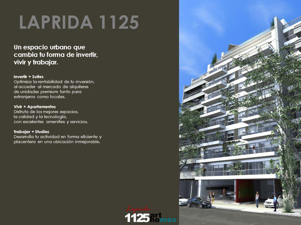 LAPRIDA 1125