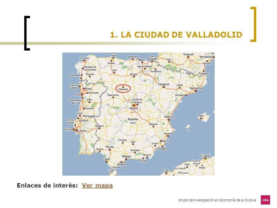 1. LA CIUDAD DE VALLADOLID