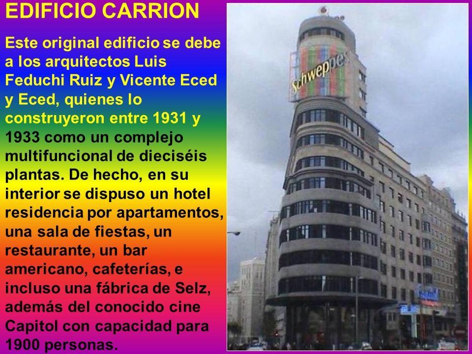 EDIFICIO CARRION