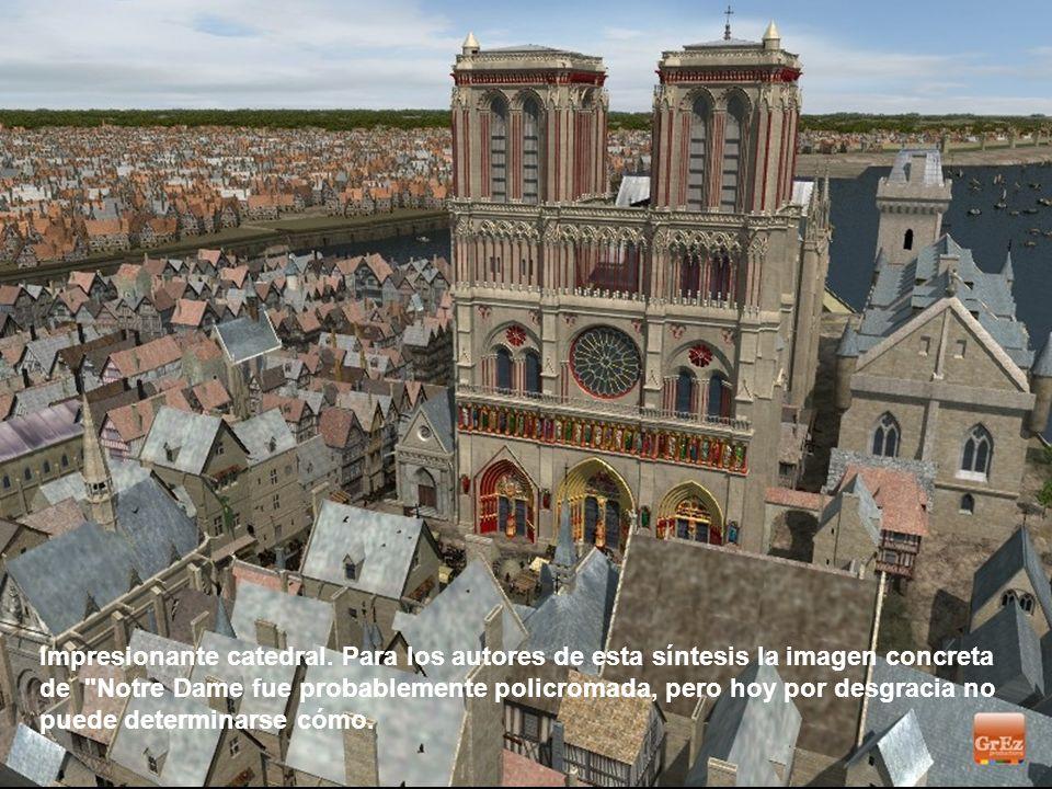 Impresionante catedral