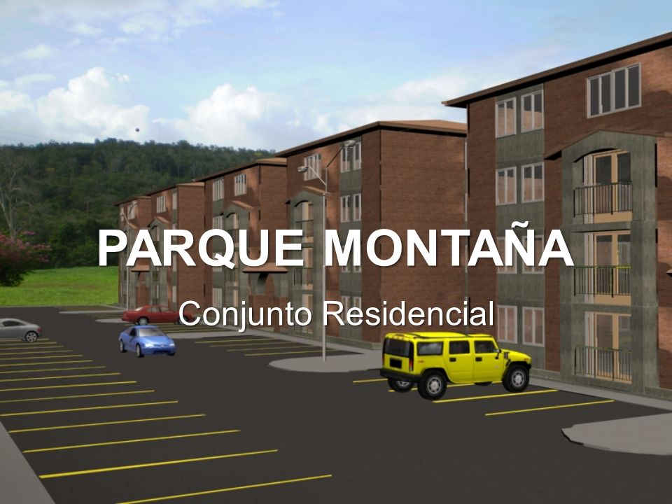 PARQUE MONTAÑA Conjunto Residencial
