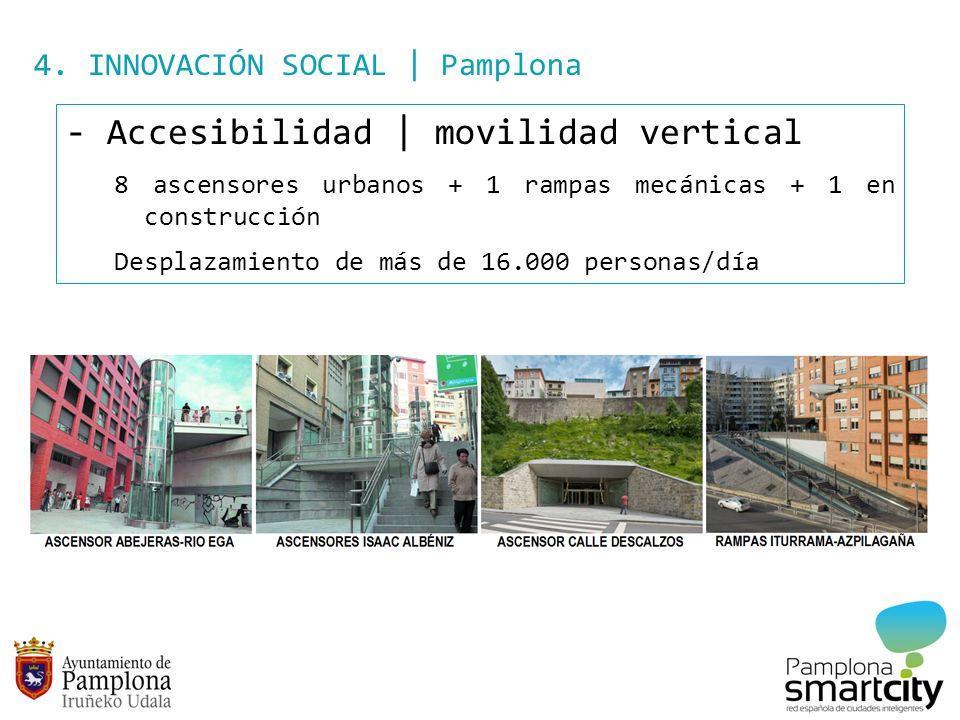 Accesibilidad | movilidad vertical