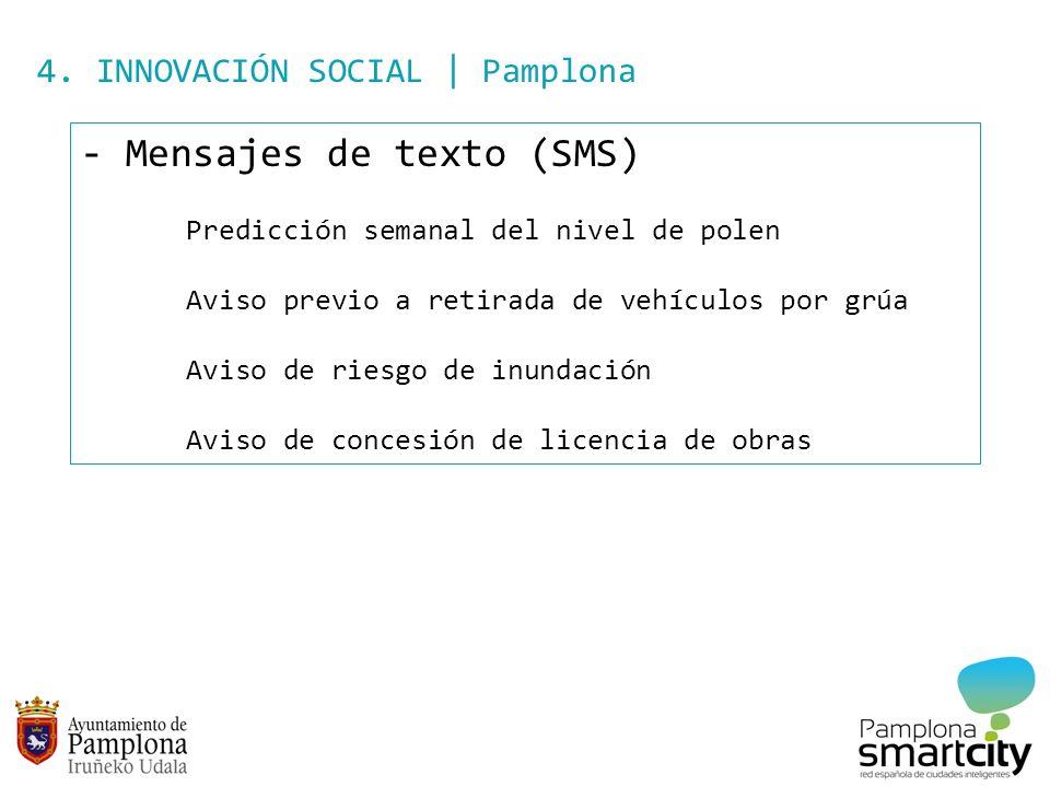 Mensajes de texto (SMS)