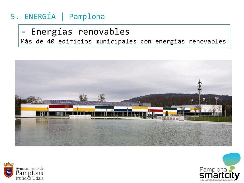 - Energías renovables 5. ENERGÍA | Pamplona