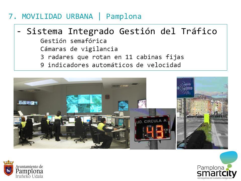 Sistema Integrado Gestión del Tráfico