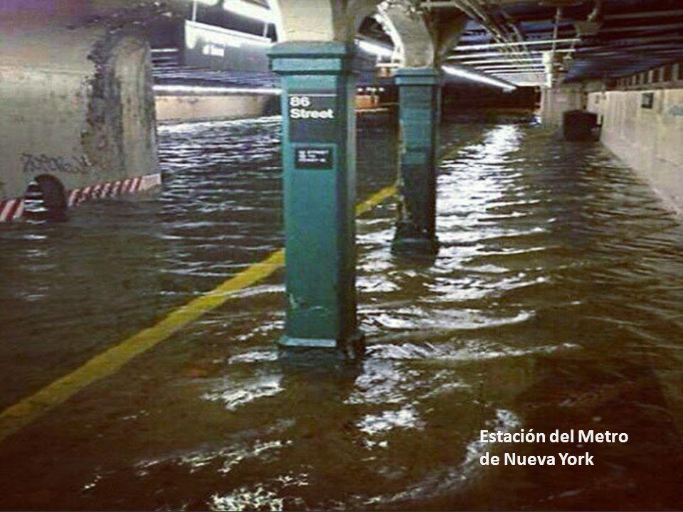 Estación del Metro de Nueva York
