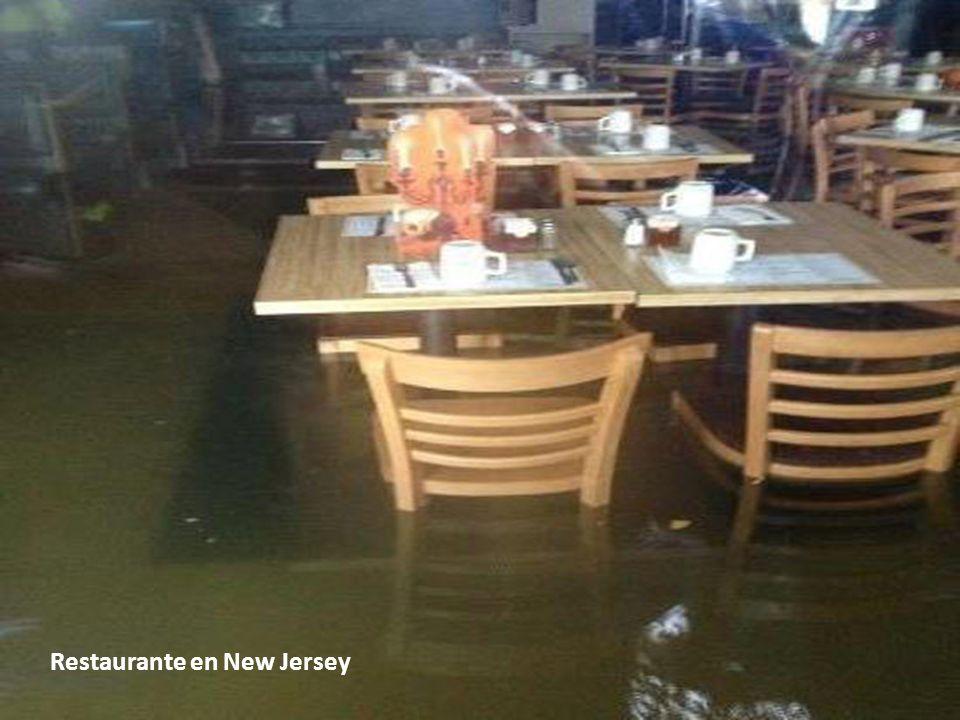 Restaurante en New Jersey