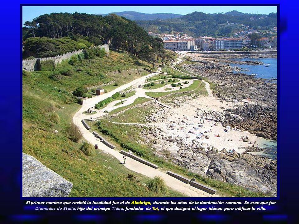 El primer nombre que recibió la localidad fue el de Abobriga, durante los años de la dominación romana.