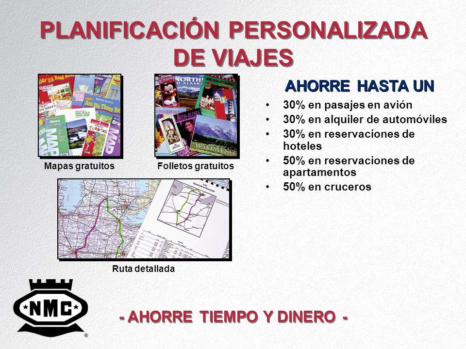 PLANIFICACIÓN PERSONALIZADA DE VIAJES