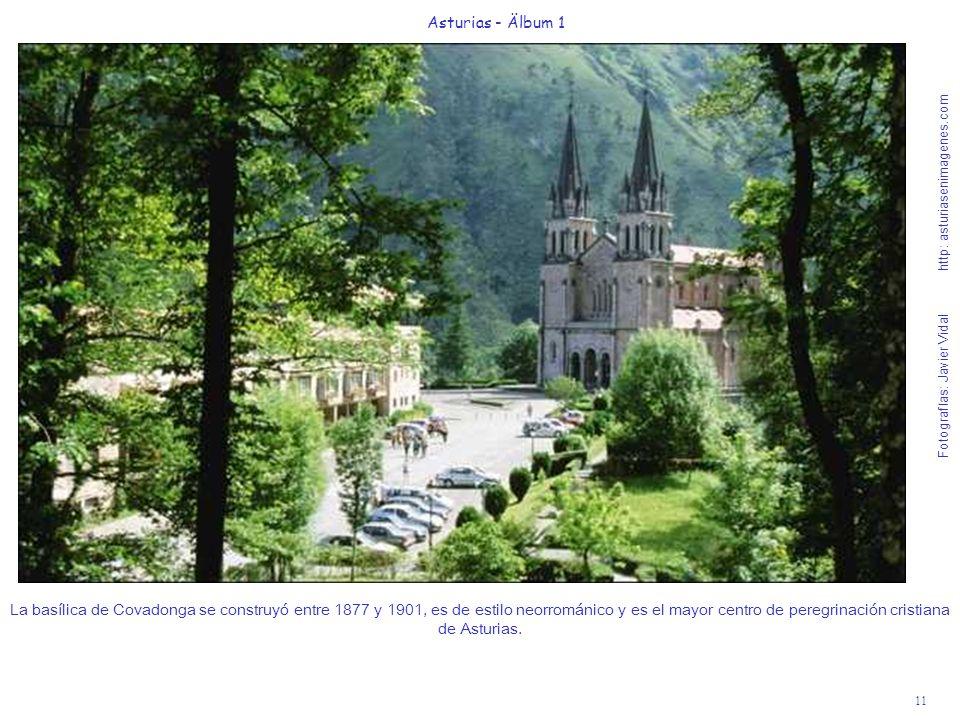 Asturias - Älbum 1