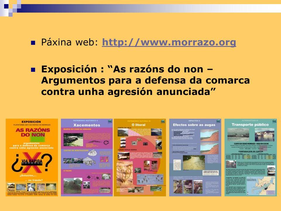 Páxina web: http://www.morrazo.org