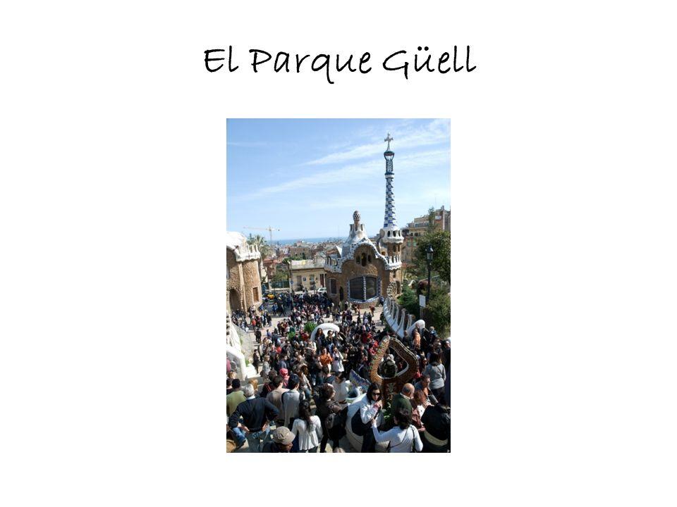 El Parque Güell