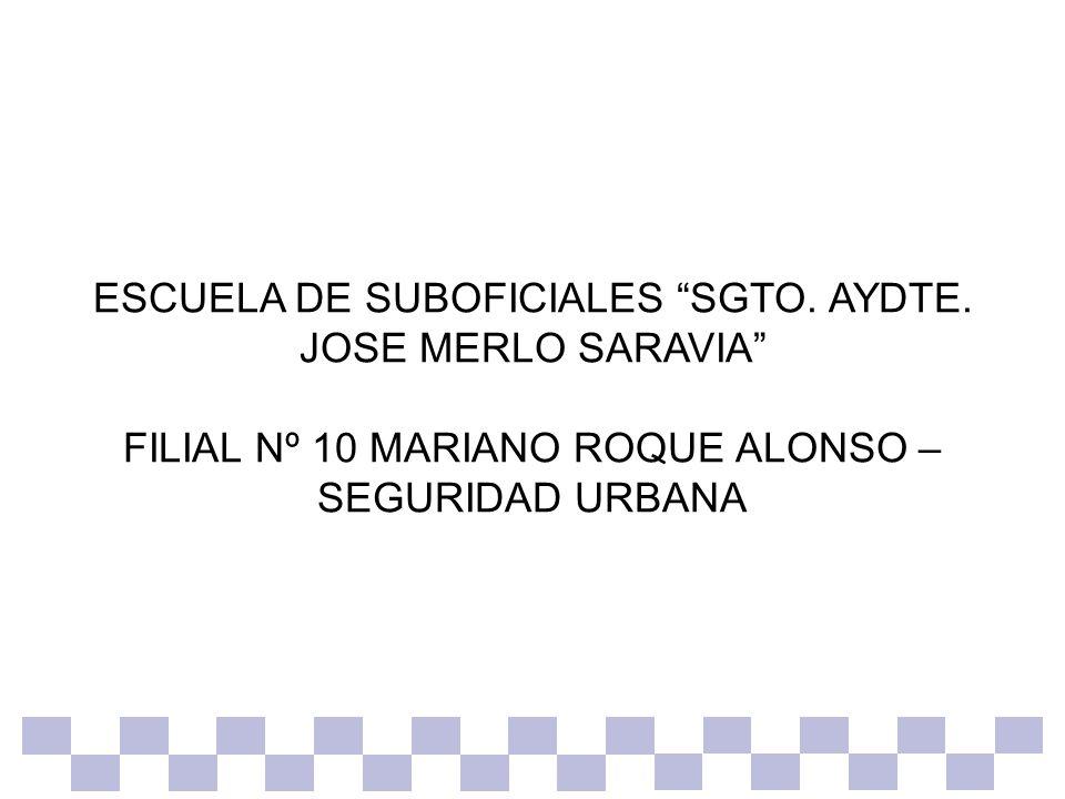 ESCUELA DE SUBOFICIALES SGTO. AYDTE