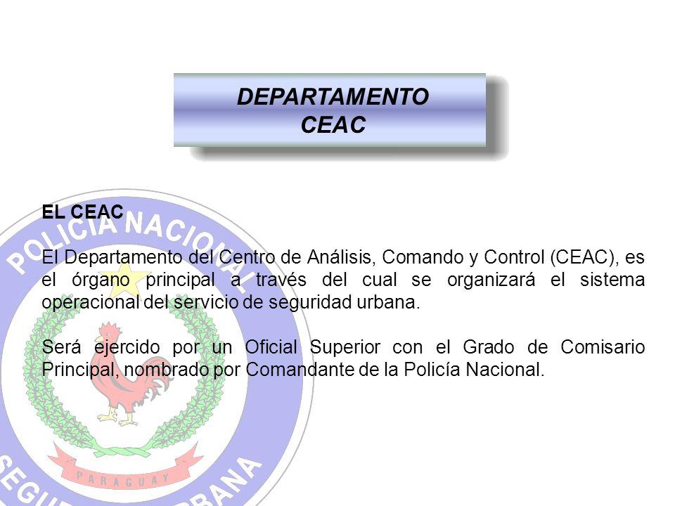 DEPARTAMENTO CEAC EL CEAC