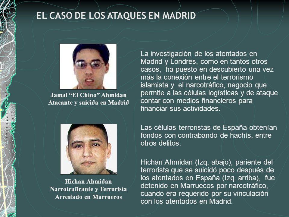 EL CASO DE LOS ATAQUES EN MADRID