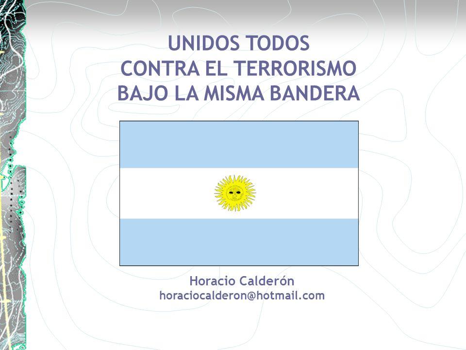 Horacio Calderón horaciocalderon@hotmail.com