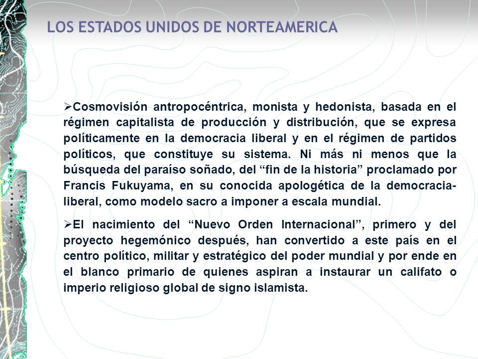 LOS ESTADOS UNIDOS DE NORTEAMERICA