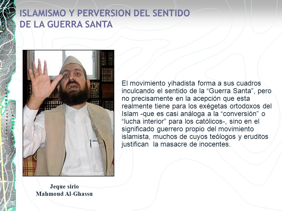 Jeque sirio Mahmoud Al-Ghassu