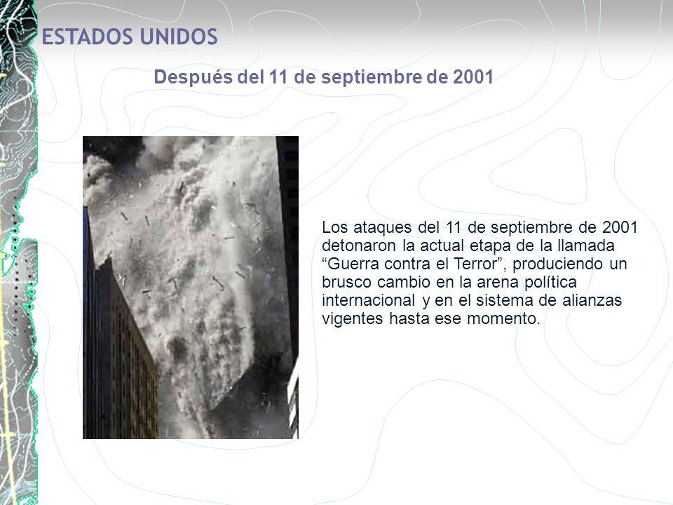 Después del 11 de septiembre de 2001