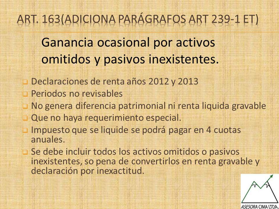 Art. 163(ADICIONA parágrafos Art 239-1 et)