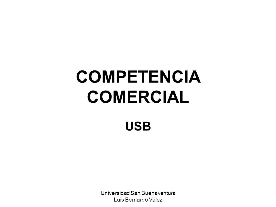 COMPETENCIA COMERCIAL
